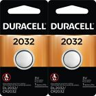 Duracell Lithium CR2032 Single Use Batteries
