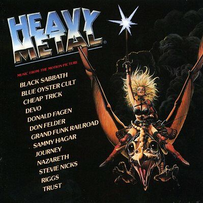 Various Artists - Heavy Metal (Original Soundtrack) [New CD]