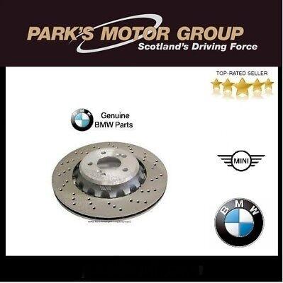 BMW Genuine Front Vented Brake Discs Set M2/M3/M4 Sided 34112284809 34112284810