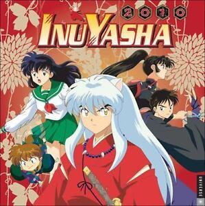 Inuyasha 2010 Wall Calendar By VIZ - $14.09