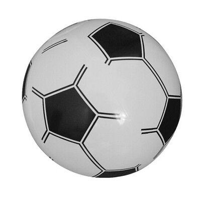 Up Novelty Football Beach Ball Soccer Ball Kids Outdoor W0 (Blow Up Soccer Ball)