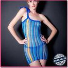 Nylon One Shoulder Dresses