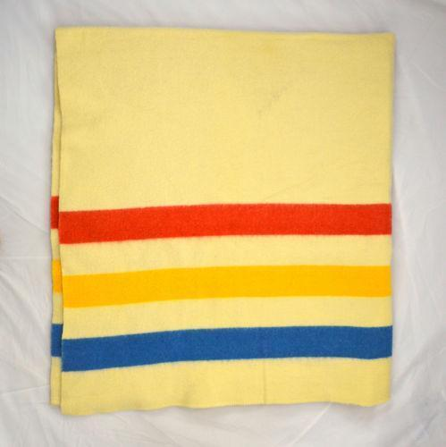 Thick Wool Blanket Ebay