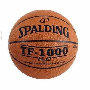 NEW, Spalding TF-1000 HzO Indoor Composite Basketball 28.5