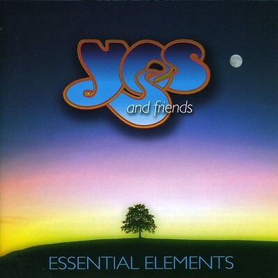 Yes  Yes   Friends   Essential Elements  New Cd  Asia   Import