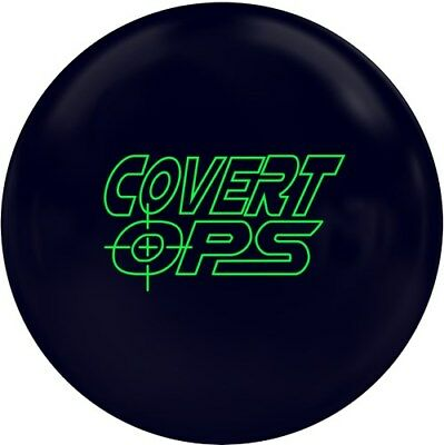 900 Global Covert Ops  Bowling Ball  15lb  1st quality BRAND NEW IN BOX!!