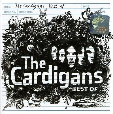 The Cardigans - Best of [New CD] Holland -