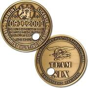 Navy Seal Team 6 Coin