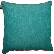 Large Teal Cushions