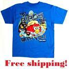 Angry Birds T-shirt Kids