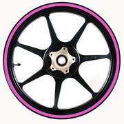 Pink Motorcycle Decals