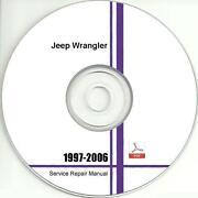 2006 Jeep Wrangler Service Manual