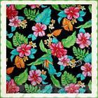 Hawaiian Flower Fabric