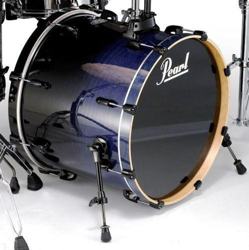 pearl bass drum 20 ebay. Black Bedroom Furniture Sets. Home Design Ideas