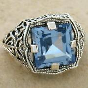 Art Deco Sterling Ring