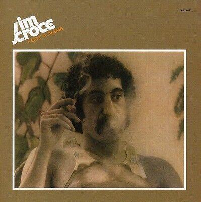 Jim Croce - I Got a Name [New CD]