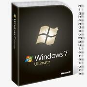 Windows 7 Multilanguage