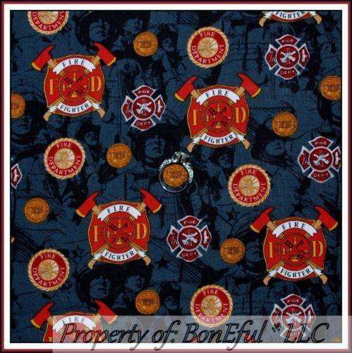 Firefighter Fabric Ebay
