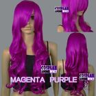 Magenta Curly Wigs & Hairpieces