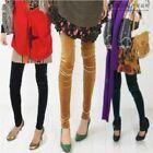 Leggings Velvet Stretch Pants for Women