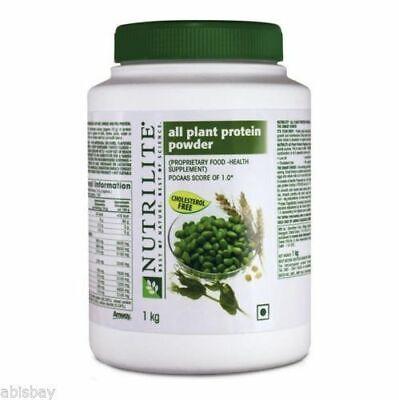 Amway NUTRILITE All Plant Protein Powder health supplement 1kg Best (Best Protein Powder Supplement)