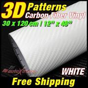 White Carbon Fiber Sheet