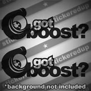 Boost Sticker