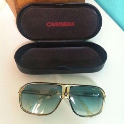 Carrera Designer Sonnenbrille Brille Sunglasses white weiß klar Aviator