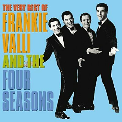 Very Best of Frankie Valli and the Four Seasons Audio (The Very Best Of Frankie Valli)