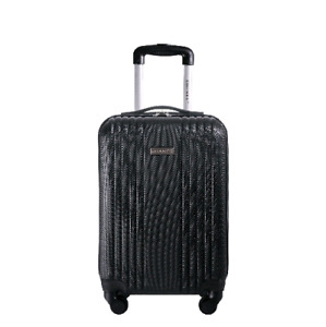 CHAMPS Luggage Sky Collection Carry-on Black