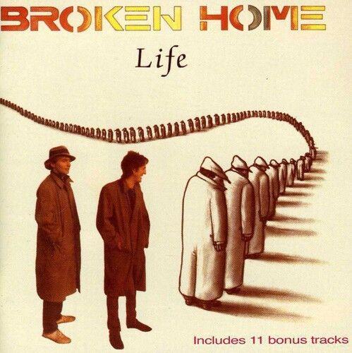 Broken Home - Life [New CD]