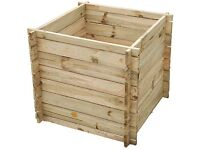 Wooden Composter: Small 373 Litres