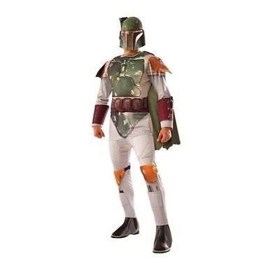STAR WARS ADULT COSTUME BOBA - Boba Fett Adult Costume
