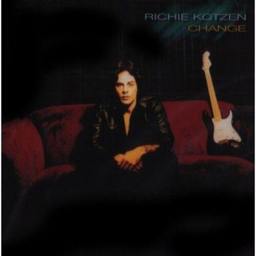 Richie Kotzen - Change [New CD]