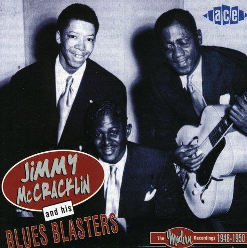 Jimmy McCracklin - Modern Recordings 1948-49 [New CD] UK - Import