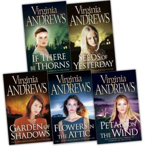 Virginia Andrews Book Set Ebay