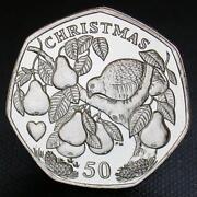 2005 50p Coin