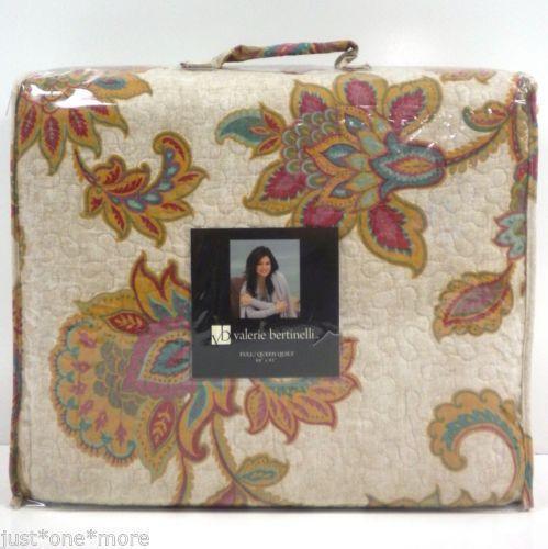 Valerie Bertinelli Bedding Ebay