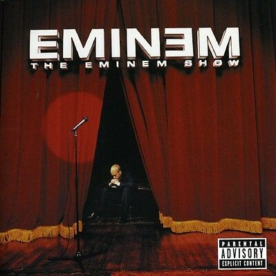 Eminem   Eminem Show  New Cd  Explicit