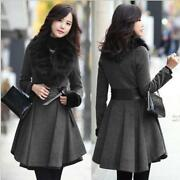 Womens Wool Winter Coat