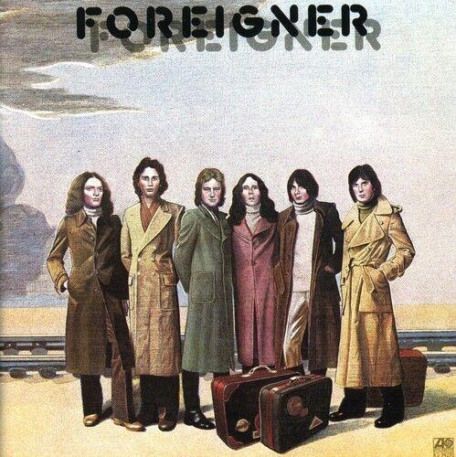 Foreigner - Foreigner [new Cd] Bonus Tracks, Rmst