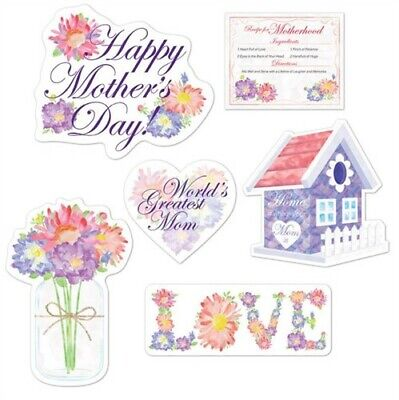 Mother's Day Cutouts Mothers Day Cutout Wall Decoration (Mothers Day Decorations)