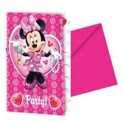 Mickey Mouse Party Invitations