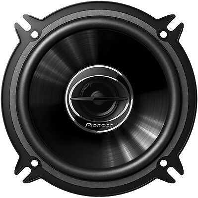 "Pioneer - 5-1/4"" 2-Way Car Speakers with IMPP Composite Cones (Pair) - Black"