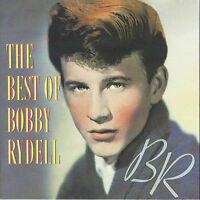 """BOBBY RYDELL """"THE BEST OF"""" IMPORTED BRAND NEW FACTORY WRAPPED CD"""