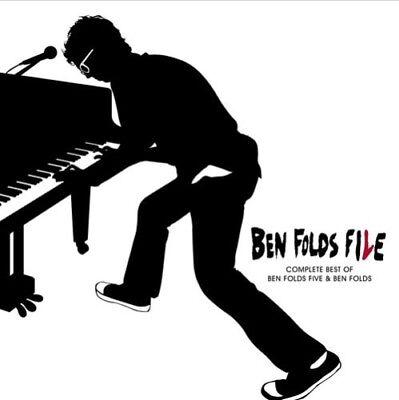 Ben Folds - Ben Folds File-Complete Best of [New CD] Japan -