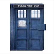 Doctor Who iPad Case