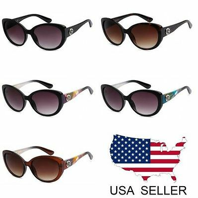 CHEAP GISELLE DESIGNER WOMENS SUNGLASSES CAT EYE ROUND FASHION With FREE - Cateye Sunglasses Cheap