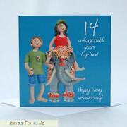 10th Anniversary Card