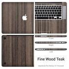 MacBook Pro 15 Wood Skin